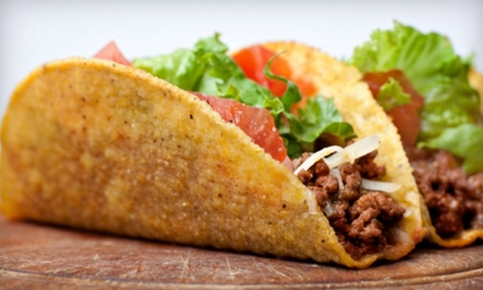 Jose's Courtroom - Village: $15 for $30 Worth of Mexican Cuisine at Jose's Courtroom in La Jolla
