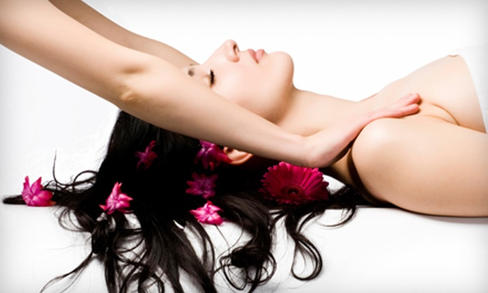 The Retreat Salon & Day Spa - Avery Road Retail Center: $120 for Two Private Massages With Salt Glow Exfoliations, Customized Scented Oils, and Take-Home Gifts at The Retreat Salon & Day Spa in Dublin ($240 Value)