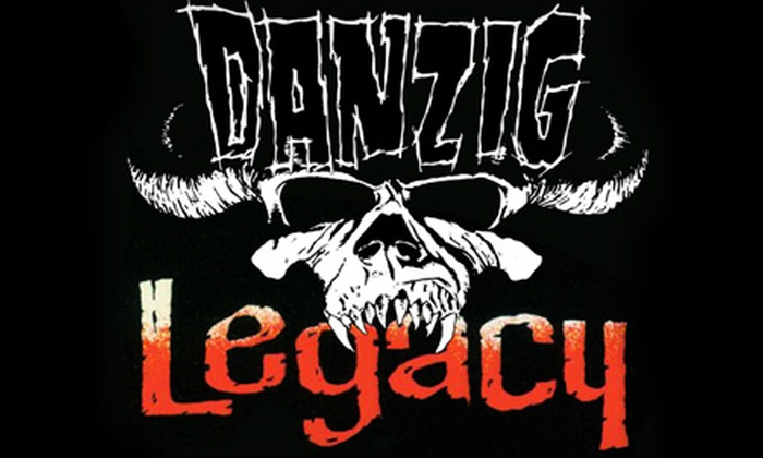 Danzig Legacy - Bucktown: One Ticket to See Danzig Legacy at Congress Theater on October 7 at 7 p.m. (Up to $45.78 Value)