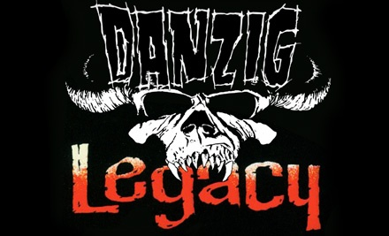 Ticketmaster: Danzig Legacy at Congress Theater on Fri., Oct. 7 at 7:00PM: General Admission - Danzig Legacy in Chicago