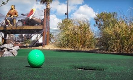 Pirate's Paradise Miniature Golf - Pirate's Paradise Miniature Golf in Virgina Beach