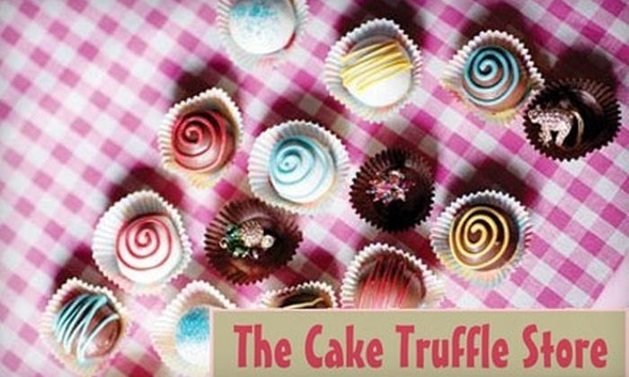The Cake Truffle Store - Ozark: $17 for Two Dozen Cake Truffles at The Cake Truffle Store ($34 Value) in Ozark