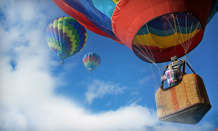 Arizona Balloon Classic - Chandler: $8 for One-Day Outing for Two People to the Arizona Balloon Classic in Chandler