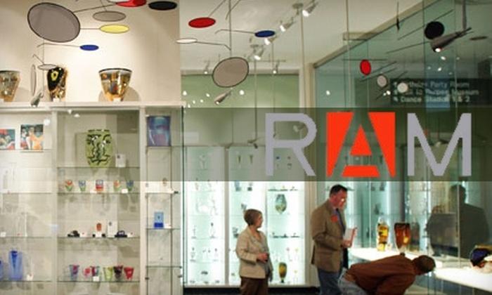 Rockford Art Musuem - Rockford: One-Year Membership at the Rockford Art Museum. Choose From Three Options.