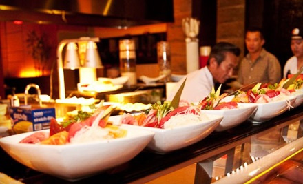 Sushi Smackdown on Thurs., Sept. 29 at 7PM at 12251 Folsom Blvd. in Rancho Cordova - Sushi Smackdown in Rancho Cordova