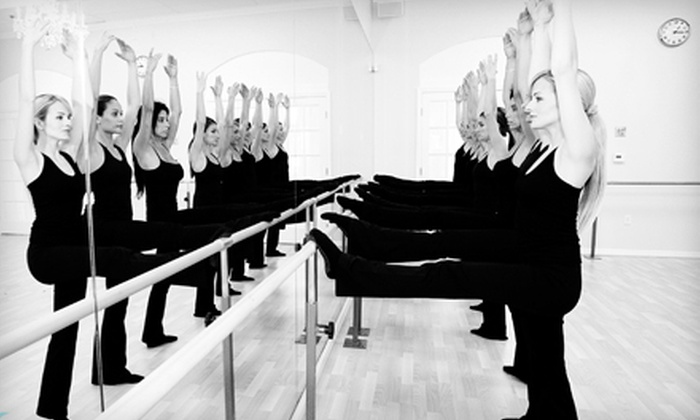 Xtend Barre West Palm Beach - Prospect Park South: 5 or 10 Barre, Pilates, or Zumba Classes at Xtend Barre West Palm Beach (Up to 75% Off)