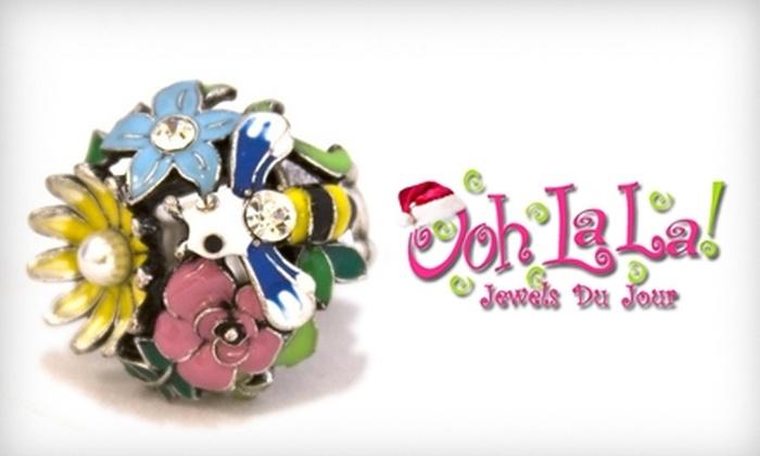 Ooh La La Jewels Du Jour - Park Shore: $15 for $30 Worth of Jewelry, Handbags, Accessories, and More at Ooh La La Jewels Du Jour