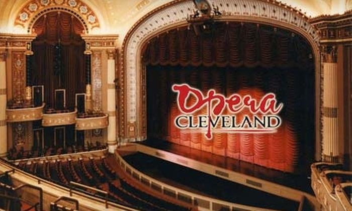 """Opera Cleveland - Downtown: Ticket to """"Pagliacci & La Voix Humaine"""" at Opera Cleveland. Choose from Five Seating Options and Three Performance Dates."""