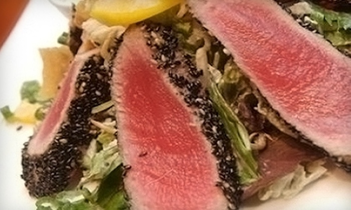 Ashland Midtown Pub - Mobile / Baldwin County: $15 for $30 Worth of Eclectic Dinner Fare at Ashland Midtown Pub (or $7 for $15 Worth of Lunch)