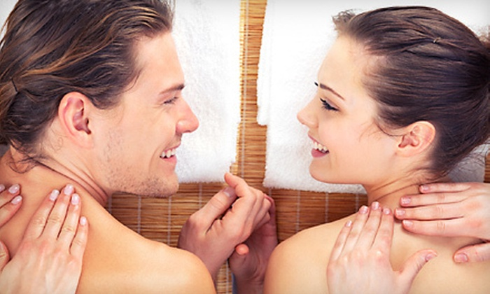 International Unisex Salon - Midtown South Central: One Swedish or Deep-Tissue Massage, or Three Integrative Massages at International Unisex Salon (Up to 77% Off)