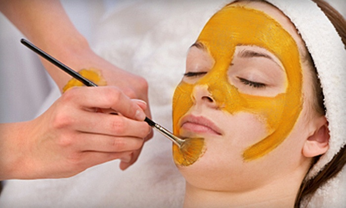 Beach House Spa - James Island: Pumpkin Fusion Peel, Japanese Face-Lift Facial, or Multivitamin Facial at Beach House Spa in Isle of Palms (Half Off)