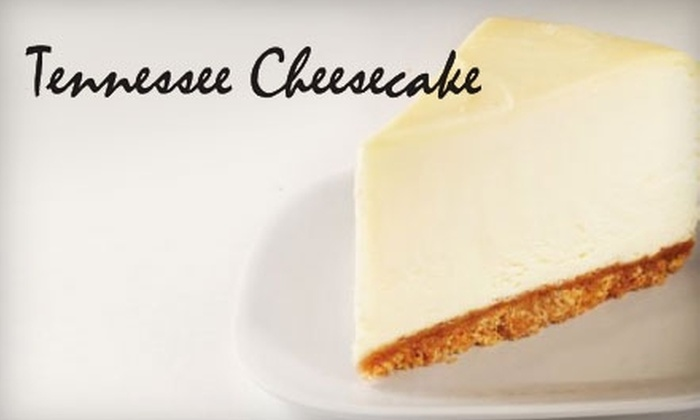 Tennessee Cheescake - Mount Juliet: $15 for $30 Worth of Cheesecake