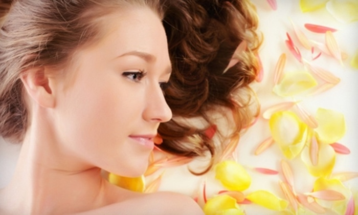 An Elegant Touch - Camarillo: $62 for a Microdermabrasion Treatment ($125 Value) or $45 for a Glycolic-Peel Treatment ($90 Value) at An Elegant Touch