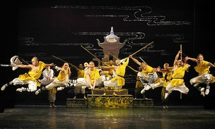 International Special Attractions - Chicago: $23 for One Gold Circle Seat Ticket to Cirque Shanghai Extreme at Navy Pier's Pepsi Skyline Stage June 24–June 30 (Up to $43.09 Value). 14 showtimes available.