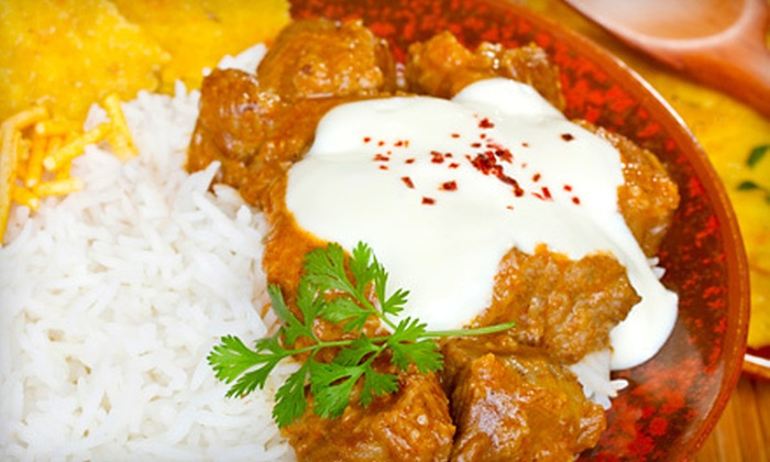 Abhiruchi Indian Cuisine - Orlando: $12 for $25 Worth of Indian Fare and Drinks for Two or More at Abhiruchi Indiann Cuisine
