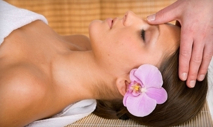 """Eleven West Salon & Spa - Ypsilanti: """"Mini Day Spa Package"""" or """"Large Day Spa Package"""" at Eleven West Salon & Spa in Ypsilanti (Up to 60% Off). Two Options Available."""
