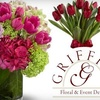 Half Off at Griffin's Floral Design