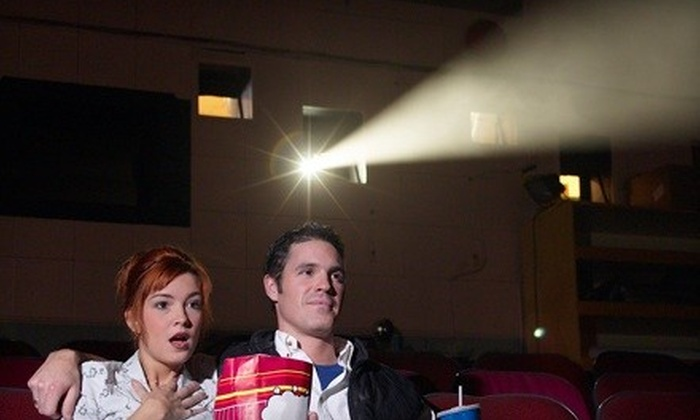 Roxy Uniplex Theatre - Hillside - Quadra - Downtown Blanshard: $12 for a Movie-Theatre Outing with Popcorn and Drinks for Two at Roxy Uniplex Theatre (Up to $24 Value)