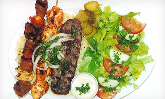 Pita House - Downtown,Las Villas: $20 for $40 Worth of Greek Fare and Drinks at Pita House in Scottsdale