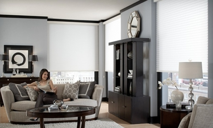 3 Day Blinds - Downtown Dallas: $89 for $225 Worth of Custom Window Treatments from 3 Day Blinds