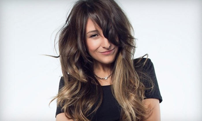 Bettie Monroe Salon - Dacula: Haircut and Deep Conditioning with Option for All-Over Color or Full Highlights at Bettie Monroe Salon (Up to 56% Off)