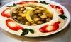 Menu libanais pour 2 à 4 personnes