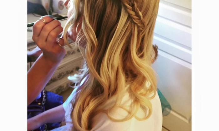 Beauty By Bree - Draper: Prom Updo-Styling Session from Beauty by Bree (60% Off)