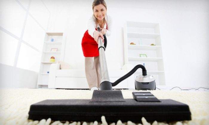 Merry Maids - Finksburg: $55 for Four Rooms of Cleaning from Merry Maids of Carroll County ($110 Value)