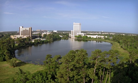 Option 1: Three Nights and $25 Dining Credit - Best Western Lake Buena Vista Resort Hotel in Lake Buena Vista