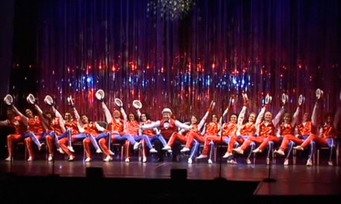 """""""The 88th Annual Christmas Spirits Show: LawLawPalooza"""" presented by The Chicago Bar Association - South Loop: $22 for One Ticket to The Chicago Bar Association's """"The 88th Annual Christmas Spirits Show: LawLawPalooza"""" on December 7 or 8 at 8 p.m. ($45 Value)"""