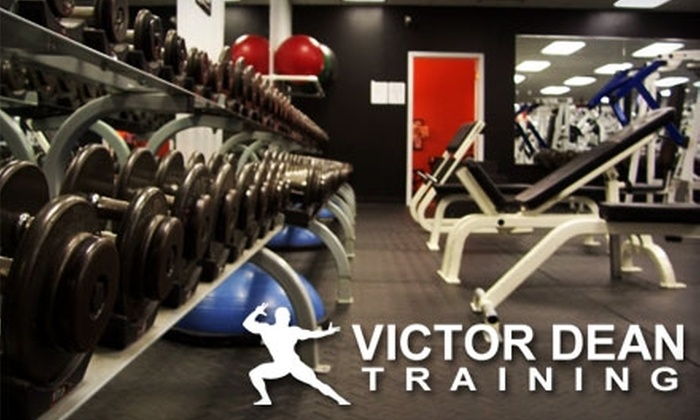 Victor Dean Training - Buffalo: $29 for a One-Month Membership and Four Personal Training Sessions at Victor Dean Training