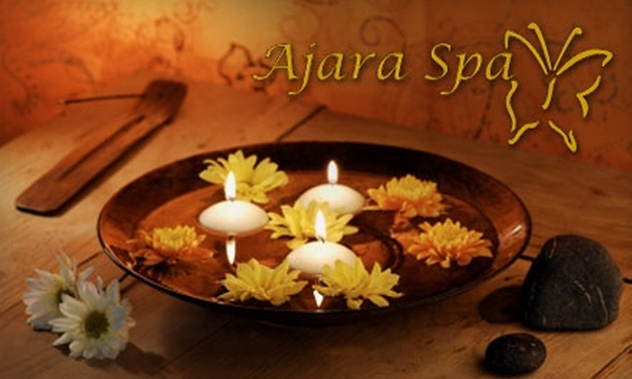 Ajara Spa and Wellness Center - Wilburton: $89 for Swedish or Detox Massage and Body Scrub or Body Wrap at Ajara Spa and Wellness Center in Bellevue