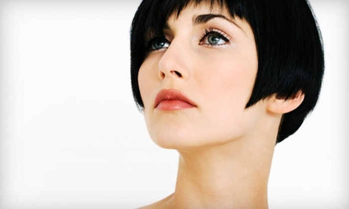 AllenMay Salon and Day Spa  - Canton: $49 for $100 Worth of Salon and Spa Services at AllenMay Salon and Day Spa in Canton