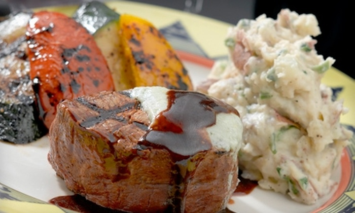 Copper Canyon Grill - Boca Raton: $15 for $30 Worth of American Fare and Drink at Copper Canyon Grill