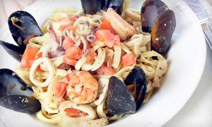 Cucina Biagio - Harwood Heights: 20 for $40 Worth of Italian Fare and Drinks at Cucina Biagio in Harwood Heights