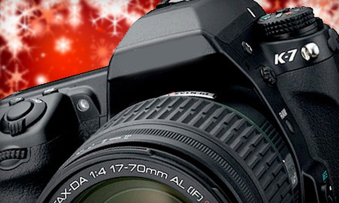 Chimpsy - Sandy Springs: One or Two Point-and-Shoot or DSLR Photography Classes from Chimpsy (Up to 64% Off)