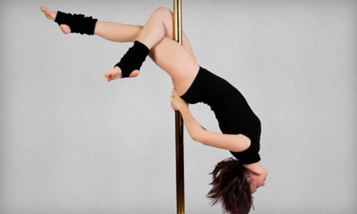 PoleKittens Fitness - St. Bernard: $20 for an Intro to Pole Workshop at PoleKittens Fitness (Up to $40 Value)