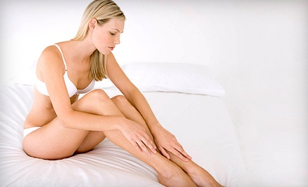 6 Laser-Hair-Removal Treatments on a Medium Area (up to a $2,400 value) - GA Aesthetic Med Spa in Alpharetta