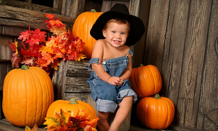 Ashton Photography - Oviedo Crossing The Market Place: $25 for a Smile Session Photo Shoot with Five Color-Portrait Print Sheets from Ashton Photography in Oviedo ($109.75 Value)