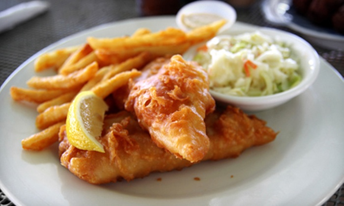 The Sea Shack - Hilton Head Island: $10 for $20 Worth of Seafood Fare at The Sea Shack in Hilton Head