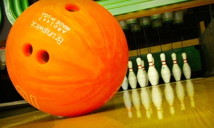 Premiere Bowling and Entertainment - Pleasant Hill: $15 for $30 Worth of Bowling and Laser Tag at Premiere Bowling and Entertainment in Pleasant Hill