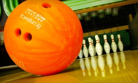$30 Groupon to Premiere Bowling and Entertainment - Premiere Bowling and Entertainment in Pleasant Hill