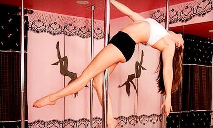 Allure Dance Studio - Orlando: $29 for Four Women's Sexy Fitness Classes at Allure Dance Studio (Up to $100 Value)