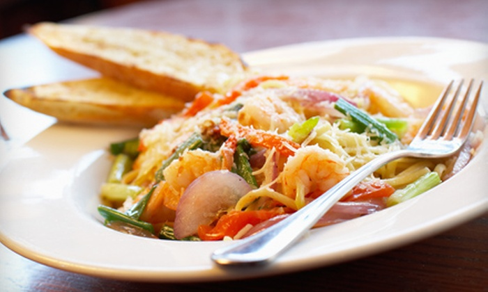 Picasso's Bistro - Chesterfield Industrial Park: $15 for $30 Worth of Italian Fare and a $10 Gift Certificate to Picasso's Bistro in Chesterfield