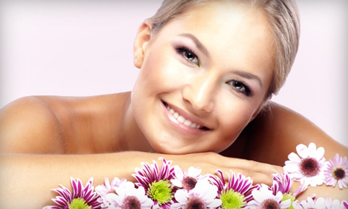Amber at Salon VIP - West Covina: One or Three 90-Minute Custom Facials from Amber at Salon VIP (Up to 65% Off)