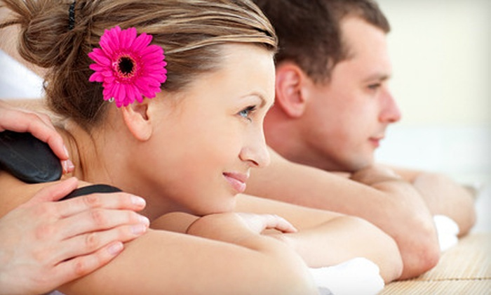 Stonehaven Massage & Spa - Davidson: $150 for a Couples Organic Spa Package at Stonehaven Massage & Spa in Mooresville ($300 Value)