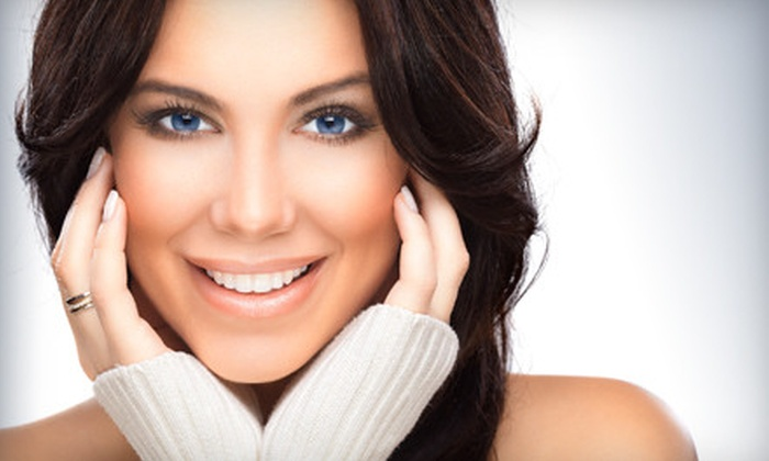 Unique Look Hair Design - Hudson Bay Industrial: $99 for a Pearl Teeth Whitening and Touch-Up Booster Pen at Unique Look Hair Design ($299.95 Value)