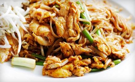 $20 Groupon to Mai's Authentic Thai Cuisine  - Mai's Authentic Thai Cuisine in Warren