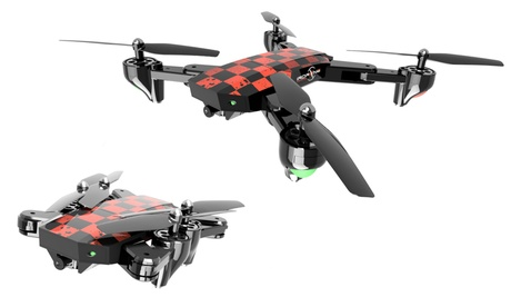 Drone Phoenix con WIFI plegable Irdrone