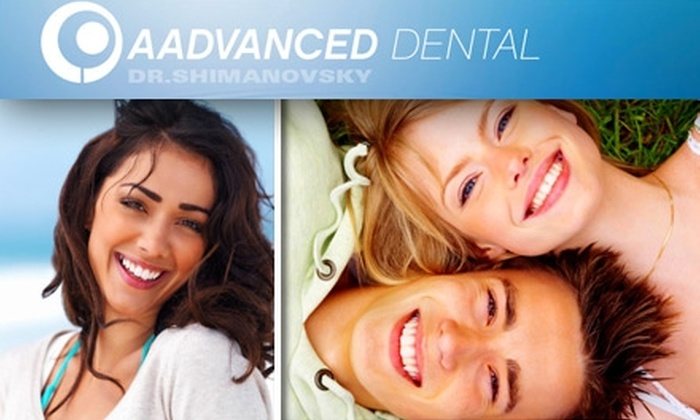 AAdvanced Dental - Northwest Clackamas: $59 for an Oral Exam, X-Rays, and Teeth Cleaning at AAdvanced Dental ($291 Value)